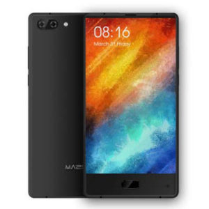 MAZE Alpha – 6.0 Zoll LTE FHD Phablet mit Android 7.0, Helio P25 Octa Core 2.5GHz, 4-6GB RAM, 64-128GB Speicher, Dual 13MP+5MP & 5MP Kameras, 4.000mAh Akku