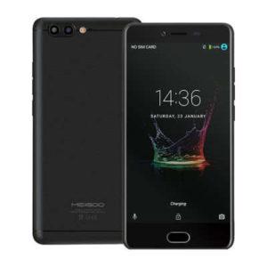 MEIIGOO M1 – 5.5 Zoll LTE FHD Phablet mit Android 7.0, Helio P20 Octa Core 2.3GHz, 6GB RAM, 64GB Speicher, Dual 13MP+8MP & 8MP Kameras, 4.000mAh Akku