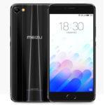 MEIZU X – 5.5 Zoll LTE FHD Phablet mit Android 6.0, Helio P20 Octa Core 2.3GHz, 3GB/4GB RAM, 32GB/64GB Speicher, 12MP + 5MP Kameras, 3.200mAh Akku