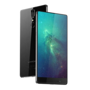 UMIDIGI Crystal Plus – 5.5 Zoll LTE FHD Phablet mit Android 7.0, Snapdragon 835 Octa Core 2.45GHz, 6GB RAM, 128GB Speicher, Dual 13MP+13MP & 5MP Kameras, 3.000mAh Akku