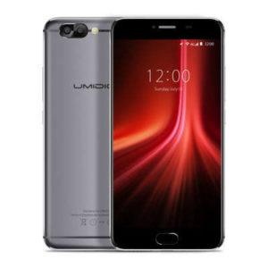 UMiDIGI Z1 – 5.5 Zoll LTE FHD Phablet mit Android 7.0, Helio P20 Octa Core 2.3GHz, 6GB RAM, 64GB Speicher, Dual 13MP+5MP & 5MP Kameras, 4.000mAh Akku