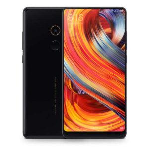 XIAOMI Mi MIX 2 – 5.99 Zoll LTE QHD Phablet mit Android 7.1, Snapdragon 835 Octa Core 2.45GHz, 6GB RAM, 64-256GB Speicher, 13MP & 5MP Kameras, 4.500mAh Akku
