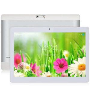 BDF KT107 – 10.1 Zoll 3G WXGA Tablet Phone mit Android 6.0, MTK6580 Quad Core 1.3GHz, 2GB RAM, 32GB Speicher, 5MP & 2MP Kameras, 5.000mAh Akku