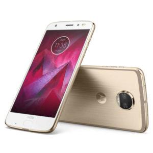 MOTOROLA Moto Z2 Force Edition – 5.5 Zoll LTE QHD Phablet mit Android 7.1, Snapdragon 835 Octa Core 2.45GHz, 6GB RAM, 64-128GB Speicher, Dual 12MP+12MP & 8MP Kameras, 2.730mAh Akku