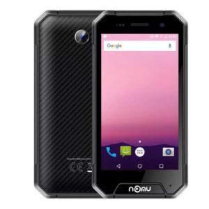 NOMU S30 Mini – 4.7 Zoll LTE HD Outdoor Smartphone mit Android 7.0, MTK6737T Quad Core 1.5GHz, 3GB RAM, 32GB Speicher, 8MP & 2MP Kameras, 3.000mAh Akku