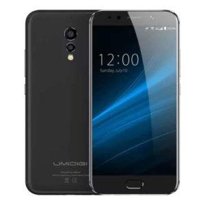 UMIDIGI S – 5.5 Zoll LTE FHD Phablet mit Android 7.0, Helio P20 Octa Core 2.3GHz, 4GB RAM, 64GB Speicher, Dual 13MP+5MP & 5MP Kameras, 4.000mAh Akku