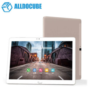ALLDOCUBE / CUBE Free Young X7 – 10.1 Zoll LTE WUXGA Tablet Phone mit Android 6.0, MTK8783 Octa Core 1.5GHz, 3GB RAM, 32GB Speicher, 13MP & 5MP Kameras, 6.500mAh Akku