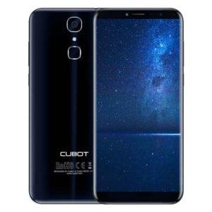 CUBOT X18 – 5.7 Zoll LTE HD+ Phablet mit Android 7.0, MTK6737T Quad Core 1.5GHz, 3GB RAM, 32GB Speicher, 16MP & 13MP Kameras, 3.200mAh Akku