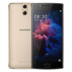 DOOGEE BL7000 – 5.5 Zoll LTE FHD Phablet mit Android 7.0, MTK6750T Octa Core 1.5GHz, 4GB RAM, 64GB Speicher, Dual 13MP+13 & 13MP Kameras, 7.060mAh Akku