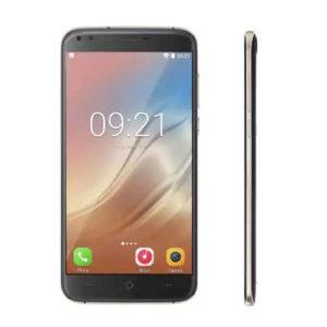 DOOGEE X30 – 5.5 Zoll 3G HD Phablet mit Android 7.0, MTK6580 Quad Core 1.3GHz, 2GB RAM, 16GB Speicher, Dual 8MP+8MP & Dual 5MP+5MP Kameras, 3.360mAh Akku