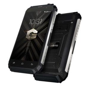 GEOTEL G1 Terminator – 5.0 Zoll 3G HD Outdoor Smartphone mit Android 7.0, MTK6580A Quad Core 1.3GHz, 2GB RAM, 16GB Speicher, 8MP & 2MP Kameras, 7.500mAh Akku