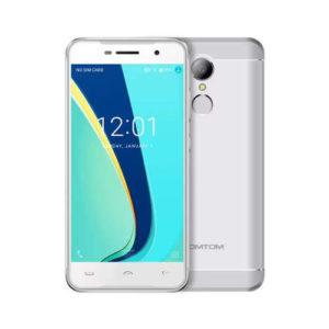 HOMTOM HT37 Pro – 5.0 Zoll LTE HD Smartphone mit Android 7.0, MTK6737 Quad Core 1.25GHz, 3GB RAM, 32GB Speicher, 8MP & 5MP Kameras, 3.000mAh Akku