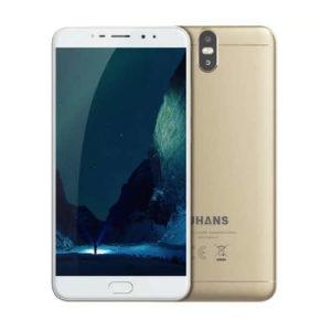 UHANS Max 2 – 6.44 Zoll LTE FHD Phablet mit Android 7.0, MTK6750T Octa Core 1.5GHz, 4GB RAM, 64GB Speicher, Dual 13MP+2MP & 13MP+2MP Kameras, 4.300mAh Akku
