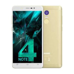 UHANS Note 4 – 5.5 Zoll LTE HD Phablet mit Android 7.0, MTK6737 Quad Core 1.3GHz, 3GB RAM, 32GB Speicher, 13MP & 5MP Kameras, 4.000mAh Akku