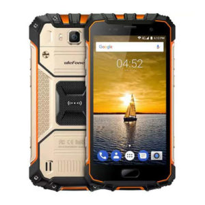 ULEFONE Armor 2 – 5.0 Zoll LTE FHD Outdoor Smartphone mit Android 7.0, Helio P25 Octa Core 2.6GHz, 6GB RAM, 64GB Speicher, 16MP & 8MP Kameras, 4.700mAh Akku
