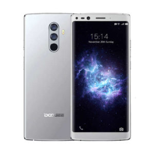 DOOGEE Mix 2 – 5.99 Zoll LTE FHD Phablet mit Android 7.1, Helio P25 Octa Core 2.5GHz, 6GB RAM, 128GB Speicher, Dual 16MP+13MP & 8MP Kameras, 4.060mAh Akku