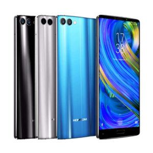 HOMTOM S9 Plus – 6.0 Zoll LTE HD+ Phablet mit Android 7.0, MTK6750T Octa Core 1.5GHz, 4GB RAM, 64GB Speicher, Dual 16MP+5MP & 13MP Kameras, 4.050mAh Akku