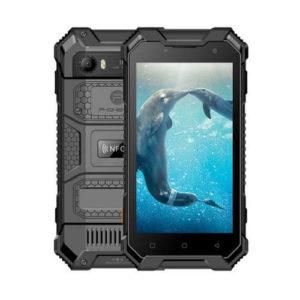 PHONEMAX Rocky 1 – 5.0 Zoll LTE FHD Outdoor Smartphone mit Android 7.0, MTK6750T Octa Core 1.5GHz, 4GB RAM, 64GB Speicher, 13MP & 8MP Kameras, 4.700mAh Akku