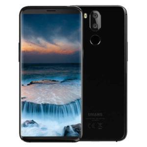 UHANS i8 – 5.7 Zoll LTE HD+ Phablet mit Android 7.0, MTK6750T Octa Core 1.5GHz, 4GB RAM, 64GB Speicher, Dual 16MP+3MP & 8MP Kameras, 3.500mAh Akku