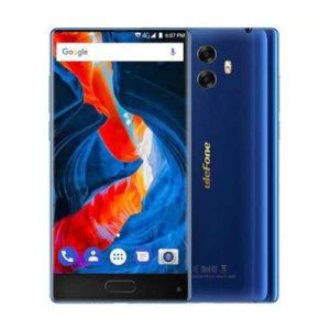 ULEFONE Mix – 5.5 Zoll LTE HD Phablet mit Android 7.0, MTK6750T Octa Core 1.5GH, 4GB RAM, 64GB Speicher, Dual 13MP+0.3MP & 8MP Kameras, 3.300mAh Akku