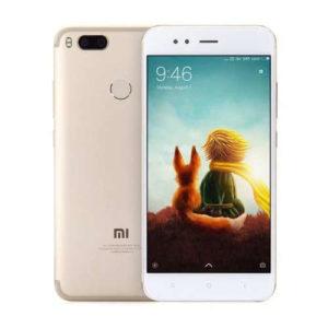 XIAOMI Mi A1 – 5.5 Zoll LTE FHD Phablet mit Android 9.0, Snapdragon 625 Octa Core 2.0GHz, 4GB RAM, 64GB Speicher, Dual 12MP+12MP & 5MP Kameras, 3.080mAh Akku