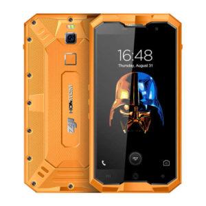 HOMTOM ZOJI Z8 – 5.0 Zoll LTE HD Outdoor Smartphone mit Android 7.0, MTK6750 Octa Core 1.5GHz, 4GB RAM, 64GB Speicher, 16MP & 13MP Kameras, 4.250mAh Akku