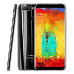 LEAGOO S8 Pro – 5.99 Zoll LTE FHD+ Phablet mit Android 7.0, Helio P25 Octa Core 2.6GHz, 6GB RAM, 64GB Speicher, Dual 13MP+5MP & Dual 13MP+2MP Kameras, 3.050mAh Akku