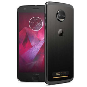 MOTOROLA Moto Z2 Force Edition – 5.5 Zoll LTE QHD MOD Phablet mit Android 9.0, Snapdragon 835 Octa Core 2.35GHz, 4-6GB RAM, 64GB Speicher, Dual 12MP+12MP & 8MP Kameras, 2.730mAh Akku