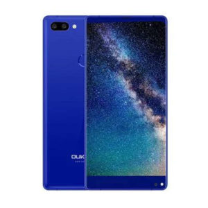 OUKITEL Mix 2 – 5.99 Zoll LTE FHD+ Phablet mit Android 7.0, Helio P25 Octa Core 2.4GHz, 6GB RAM, 64GB Speicher, Dual 16MP+2MP & 8MP Kameras, 4.080mAh Akku