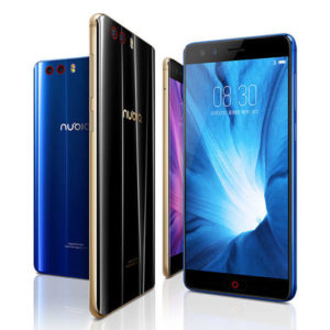 ZTE NUBIA Z17 miniS – 5.2 Zoll LTE FHD Phablet mit Android 7.1, Snapdragon 653 Octa Core 1,95Hz, 6GB RAM, 64GB Speicher, Dual 13MP+13MP & Dual 16MP+5MP Kameras, 3.200mAh Akku
