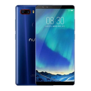 ZTE NUBIA Z17S – 5.73 Zoll LTE FHD+ Phablet mit Android 7.1, Snapdragon 835 Octa Core 2,5GHz, 6-8GB RAM, 64-128GB Speicher, Dual 12MP+23MP & Dual 5MP+5MP Kameras, 3.100mAh Akku