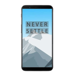 OnePlus 5T – 6.0 Zoll LTE FHD+ Phablet mit Android 7.1, Snapdragon 835 Octa Core 2.35GHz, 6-8GB RAM, 64-128GB Speicher, Dual 20MP+16MP & 16MP Kameras, 3.300mAh Akku
