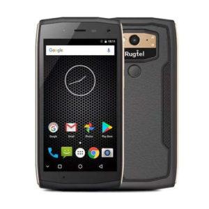 RUGTEL Track RT8 – 5.0 Zoll LTE HD Outdoor Smartphone mit Android 7.0, MTK6750V Octa Core 1.5GHz, 3GB RAM, 32GB Speicher, 13MP & 5MP Kameras, 4.000mAh Akku
