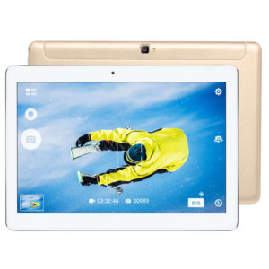 VOYO Q101 – 10.1 Zoll LTE WUXGA Tablet PC mit Android 7.0, MTK6753 Octa Core 1.3GHz, 2-3GB RAM, 32-64GB Speicher, 5MP & 2MP Kameras, 6.500mAh Akku