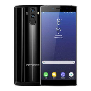 DOOGEE BL12000 Pro – 6.0 Zoll LTE FHD+ Phablet mit Android 7.0, Helio P23 Octa Core 2.34GHz, 6GB RAM, 64-128GB Speicher, Dual 13MP+8MP & Dual 13MP+5MP Kameras, 12.000mAh Akku