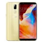 KOOLNEE K1 – 6.01 Zoll LTE FHD+ Phablet mit Android 7.0, MTK6750T Octa Core 1.5GHz, 4GB RAM, 64GB Speicher, Dual 13MP+2MP & 5MP Kameras, 3.190mAh Akku