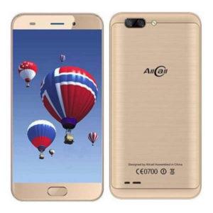 ALLCALL Atom – 5.2 Zoll LTE HD Smartphone mit Android 7.0, MTK6737 Quad Core 1.3GHz , 2GB RAM, 16GB Speicher, Dual 8MP+2MP & 2MP Kameras, 2.100mAh Akku