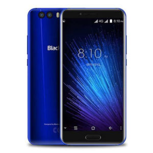 BLACKVIEW P6000 – 5.5 Zoll LTE FHD Phablet mit Android 7.1, Helio P25 Octa Core 2.6GHz, 6GB RAM, 64GB Speicher, Dual 21MP+0.3MP & 8MP Kameras, 6.180mAh Akku