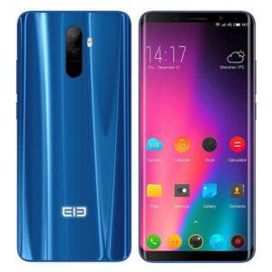 ELEPHONE U – 5.99 Zoll LTE FHD+ Phablet mit Android 7.1, Helio P23 Octa Core 2.0GHz, 4-6GB RAM, 64-128GB Speicher, Dual 13MP+13MP & 8MP Kameras, 3.620mAh Akku