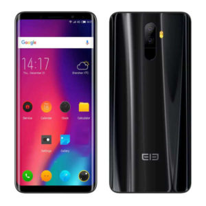ELEPHONE U Pro – 5.99 Zoll LTE FHD+ Phablet mit Android 8.0, Snapdragon 660 Octa Core 2.2GHz, 6GB RAM, 128GB Speicher, Dual 13MP+13MP & 8MP Kameras, 3.550mAh Akku