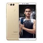 HUAWEI Honor 7X – 5.93 Zoll LTE FHD+ Phablet mit Android 7.0, Kirin 659 Octa Core 2.36GHz, 4GB RAM, 32-128GB Speicher, Dual 16MP+2MP & 8MP Kameras, 3.340mAh Akku