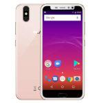 iLA X- 5.5 Zoll LTE FHD Phablet mit Android 7.0, MTK6737 Quad Core 1.3GHz, 3GB RAM, 32GB Speicher, 13MP & 5MP Kameras, 2.500mAh Akku