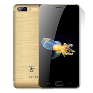 KENXINDA S9 – 5.5 Zoll LTE HD Phablet mit Android 7.0, MTK6737 Quad Core 1.3GHz, 2GB RAM, 16GB Speicher, Dual 8MP+2MP & 5MP Kameras, 5.000mAh Akku