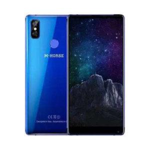 M-HORSE Pure 2 – 5.99 Zoll LTE HD+ Phablet mit Android 7.0, MTK6750 Octa Core 1.5GHz, 4GB RAM, 64GB Speicher, Dual 13MP+2MP & 8MP Kameras, 3.600mAh Akku