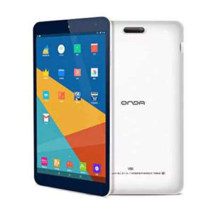ONDA V80 – 8.0 Zoll WUXGA Tablet PC mit Android 7.0, Allwinner A64 Quad Core 1.3GHz, 2GB RAM, 16GB Speicher, 2MP & 0.3MP Kameras, 4.200mAh Akku