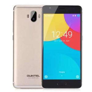 OUKITEL K8000 – 5.5 Zoll LTE HD Phablet mit Android 7.0, MTK6750T Octa Core 1.5GHz, 4GB RAM, 64GB Speicher, Dual 13MP+2MP & 8MP Kameras, 8.000mAh Akku