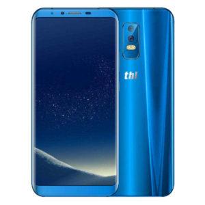 THL Knight 2 – 6.0 Zoll LTE HD+ Phablet mit Android 7.0, MTK6750 Octa Core 1.5GHz, 4GB RAM, 64GB Speicher, Dual 13MP+5MP & 8MP Kameras, 4.200mAh Akku