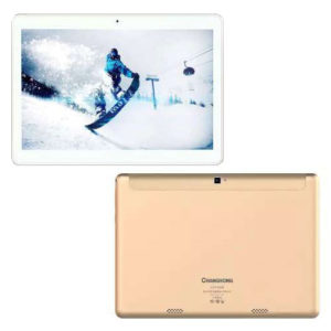 CHANGHONG HongPad N100 – 10.1 Zoll LTE WUXGA Tablet PC mit Android 6.0 MTK6753 Octa Core 1.5GHz, 2GB RAM, 32GB SSD Speicher, 8MP + 2MP Kameras, 4.200mAh Akku
