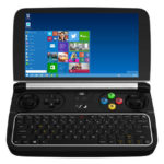 GPD Win 2 – 6.0 Zoll HD Game Pad Konsole mit Windows 10, Intel Core m3-7Y30 2.60GHz, 8GB RAM, 128GB SSD Speicher, 2x 4.900mAh Akku