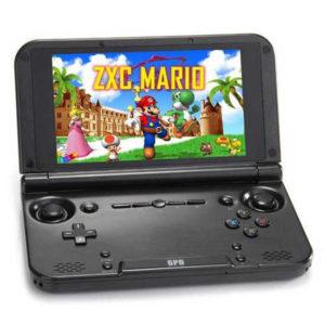 GPD XD Plus – 5.0 Zoll HD Game Pad Konsole mit Android 7.0, MTK8176 Quad Core 2.1GHz, 4GB RAM, 32GB Speicher, 6.000mAh Akku